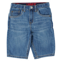 Clothing Boy Shorts / Bermudas Levi's PERFORMANCE SHORT Blue