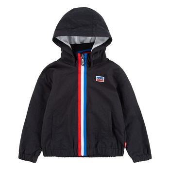 Clothing Boy Jackets Levi's 9EC747-023 Black