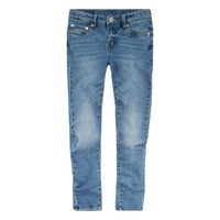 Clothing Girl Skinny jeans Levi's 710 SUPER SKINNY Blue