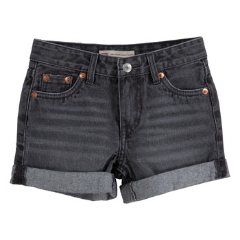 Clothing Girl Shorts / Bermudas Levi's 3E4536-D0K Grey