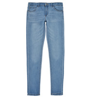 Clothing Girl Skinny jeans Levi's 710 SUPER SKINNY Blue