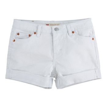 Clothing Girl Shorts / Bermudas Levi's 4E4536-001 White