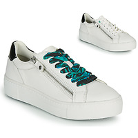 Shoes Women Low top trainers Tamaris MILANIA White