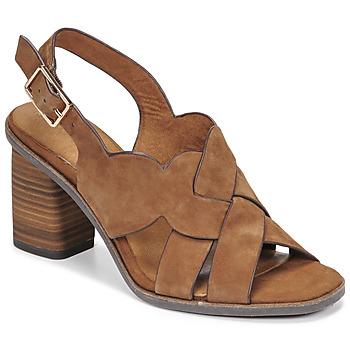 Shoes Women Sandals Tamaris NOAMY Brown