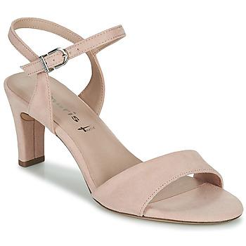 Shoes Women Sandals Tamaris MELIAH Beige
