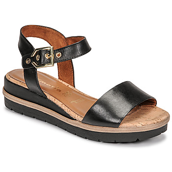 Shoes Women Sandals Tamaris EDA Black