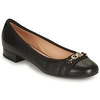Shoes Women Flat shoes Geox D WISTREY D Black