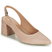 Shoes Women Heels Geox D BIGLIANA A Beige