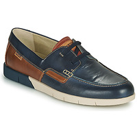 Shoes Men Boat shoes Pikolinos PALAMOS M0R Blue