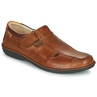 Shoes Men Sandals Pikolinos SANTIAGO M8M Brown