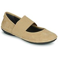 Shoes Women Flat shoes Camper RIGHT NINA Beige