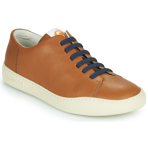 Shoes Men Low top trainers Camper PEU TOURING Brown