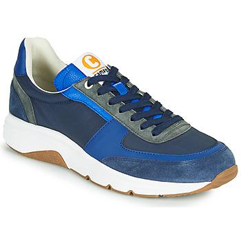 Shoes Men Low top trainers Camper ASIA Blue