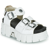 Shoes Women Sandals New Rock M-BIOS101-C3 White