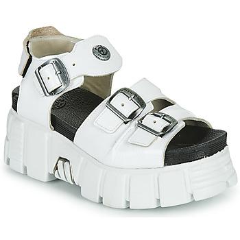 Shoes Women Sandals New Rock M-BIOS101-C3 White