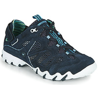 Shoes Women Low top trainers Allrounder by Mephisto NIWA Blue