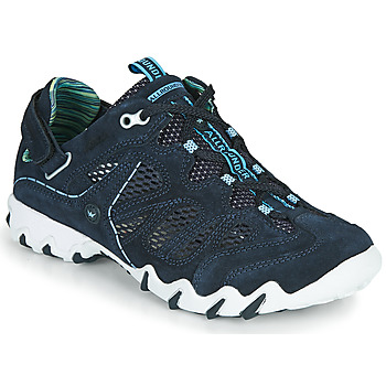Shoes Women Walking shoes Allrounder by Mephisto NIWA Blue