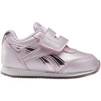 Shoes Girl Low top trainers Reebok Sport Royal Cljog 20 KC Pink