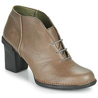 Shoes Women High boots El Naturalista CAPRETTO Brown