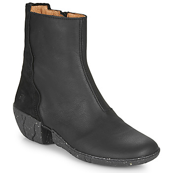 Shoes Women High boots El Naturalista SOFT Black
