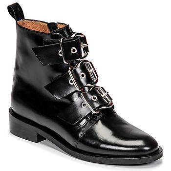 Shoes Women Mid boots Jonak DIRCE BIS Black