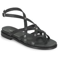 Shoes Women Sandals Jonak WHITNEY Black