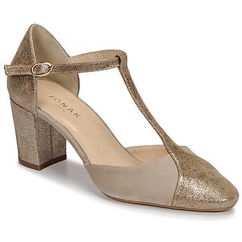 Shoes Women Heels Jonak VIMOS Beige