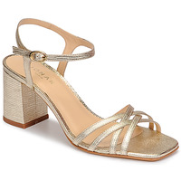 Shoes Women Sandals Jonak VICTORINE Gold