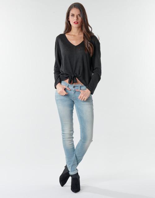 Clothing Women Skinny jeans G-Star Raw Lynn Mid Skinny Wmn Lt / Aged