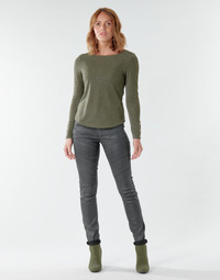 Clothing Women Skinny jeans G-Star Raw 5620 Custom Mid Skinny wmn Dk / Aged / Cobler
