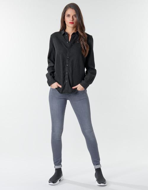 Clothing Women Skinny jeans G-Star Raw Lynn d-Mid Super Skinny Wmn Medium / Aged