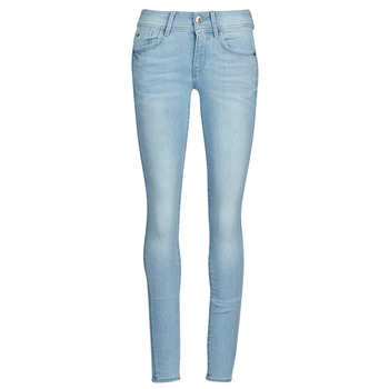Clothing Women Skinny jeans G-Star Raw Lynn Mid Skinny Wmn NEW Lt / Aged