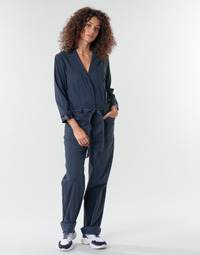Clothing Women Jumpsuits / Dungarees G-Star Raw Workwear pj jumpsuit 34 slv wmn Mazarine / Blue
