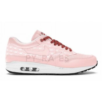 Shoes Hi top trainers Nike Air Max 1 ?Pink Lemonade? Atmosphere/Atmosphere-True White