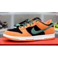 Shoes Hi top trainers Nike Dunk Low SP ?Ceramic? Black/Ceramic-Nori