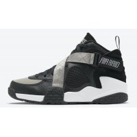 Shoes Hi top trainers Nike Air Raid Black/Grey-White