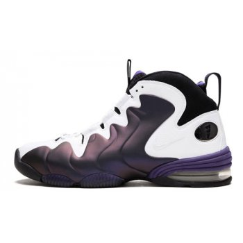Shoes Hi top trainers Nike Air Penny 3 ?Eggplant? Eggplant/White-Black-White