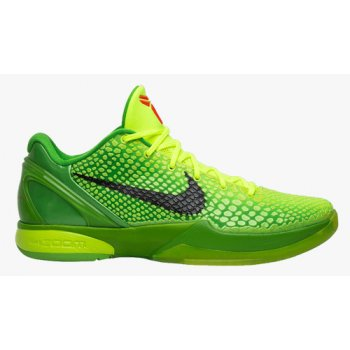 Shoes Hi top trainers Nike Kobe 6 Protro ?Grinch? Green Apple/Volt/Crimson/Black