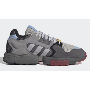 Shoes Hi top trainers adidas Originals Ninja x adidas ZX Torsion ?Time In? Grey Two/Grey Four-Grey Five
