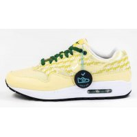 Shoes Hi top trainers Nike Air Max 1 ?Lemonade? Lemonade/Lemonade-Pine Green-True White