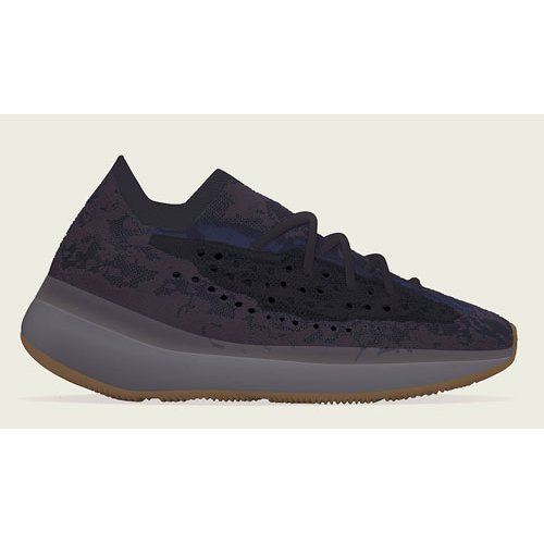 Shoes Hi top trainers adidas Originals Yeezy Boost 380 ?Onyx? Onyx/Onyx-Onyx