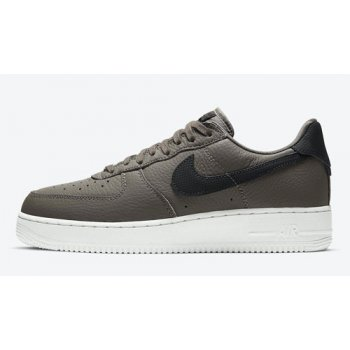 Shoes Hi top trainers Nike Air Force 1 Craft ?Ridgerock? Ridgerock/Black-White