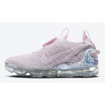 Shoes Hi top trainers Nike VaporMax 2020 Violet Ash/White-Light Arctic Pink-Violet-Magic Flamingo