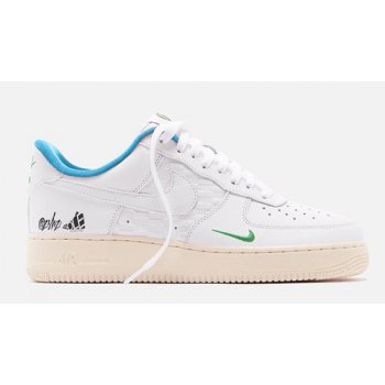 Shoes Hi top trainers Nike Kith x Nike Air Force 1 Low White/Blue Lagoon-Aloe Verde-White