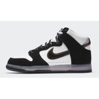 Shoes Hi top trainers Nike Slam Jam x Nike Dunk High White/Clear-Black