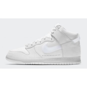 Shoes Hi top trainers Nike Slam Jam x Nike Dunk High White/Clear-Pure Platinum