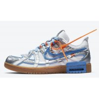 Shoes Hi top trainers Nike Off-White Nike Air Rubber Dunk ?University Blue? White/University Blue-White