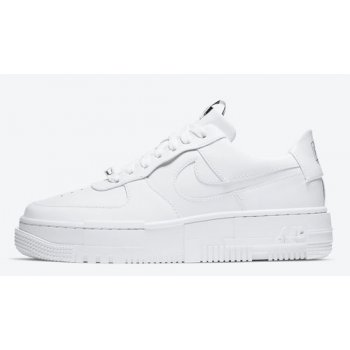 Shoes Hi top trainers Nike Air Force 1 Pixel White/White-Back-Sail