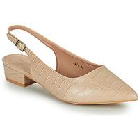 Shoes Women Heels Moony Mood OGORGEOUS Nude