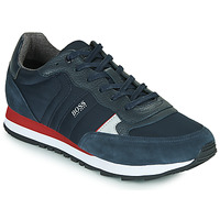 Shoes Men Low top trainers BOSS Parkour_Runn_mx 10232529 Blue